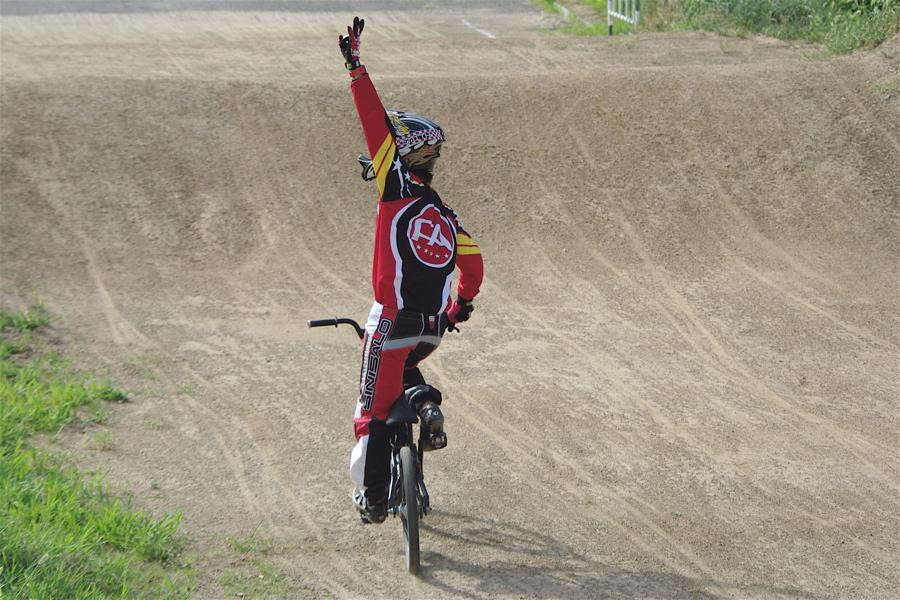 2008レーサーオブレース速報 :プロクラス決勝3回戦目1〜8位決定戦_b0065730_12145133.jpg