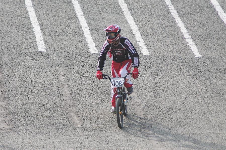 2008レーサーオブレース速報 :プロクラス決勝3回戦目1〜8位決定戦_b0065730_1216455.jpg