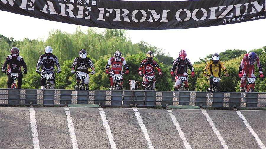 2008レーサーオブレース速報 :プロクラス決勝3回戦目1〜8位決定戦_b0065730_12192915.jpg