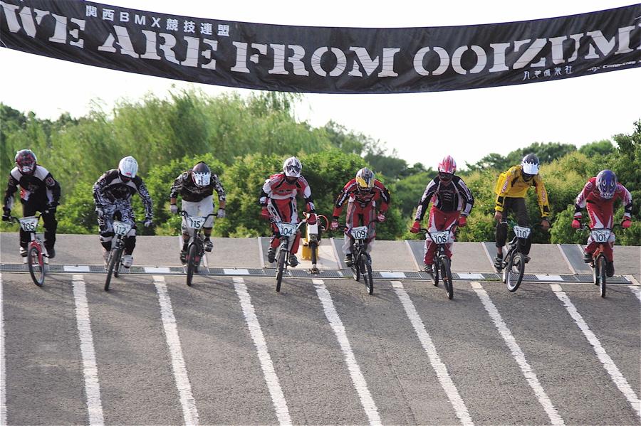 2008レーサーオブレース速報 :プロクラス決勝3回戦目1〜8位決定戦_b0065730_12201554.jpg