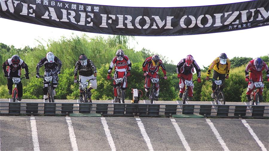 2008レーサーオブレース速報 :プロクラス決勝3回戦目1〜8位決定戦_b0065730_1220328.jpg