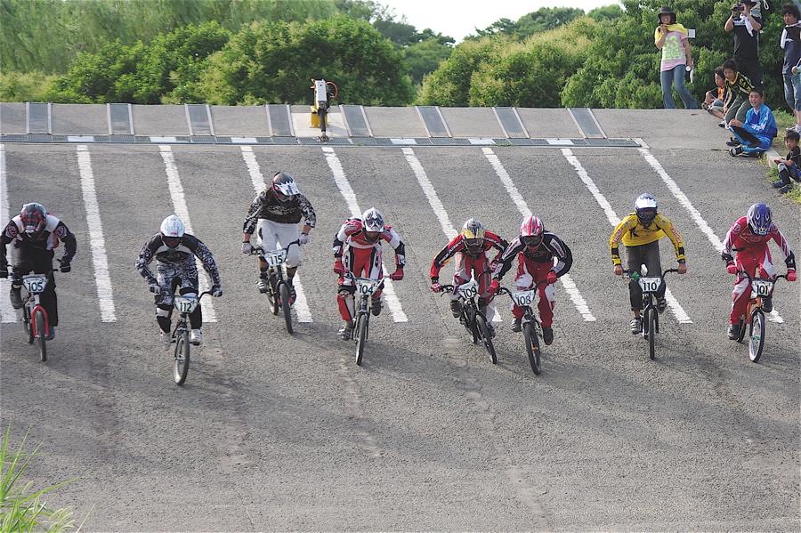 2008レーサーオブレース速報 :プロクラス決勝3回戦目1〜8位決定戦_b0065730_12204754.jpg