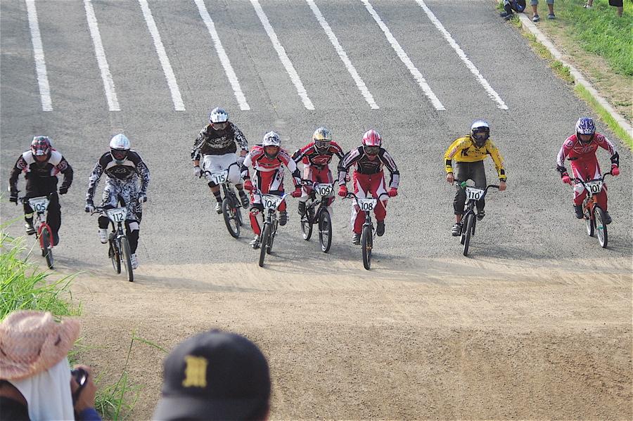 2008レーサーオブレース速報 :プロクラス決勝3回戦目1〜8位決定戦_b0065730_1221054.jpg
