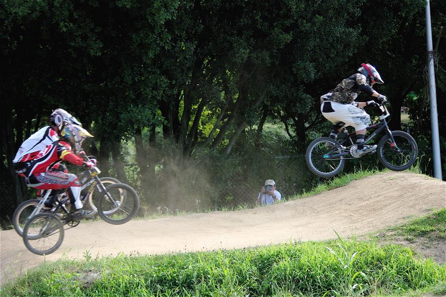 2008レーサーオブレース速報 :プロクラス決勝3回戦目1〜8位決定戦_b0065730_12231112.jpg