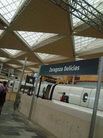 サラゴサでのランチ Cadillac ~Zaragoza~_e0120938_1619573.jpg