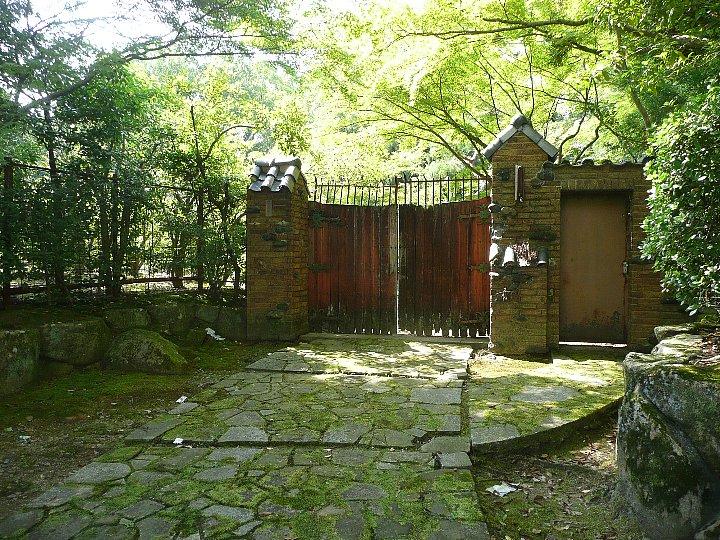 金閣寺の北山文庫_c0112559_13385937.jpg