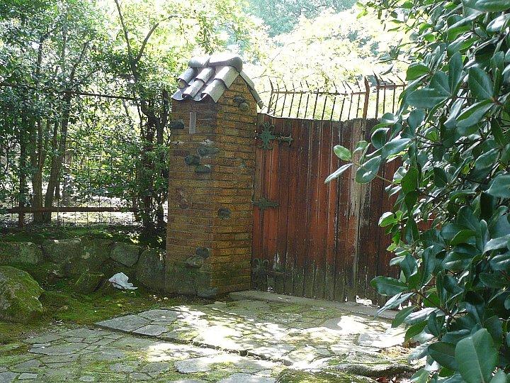 金閣寺の北山文庫_c0112559_13425964.jpg