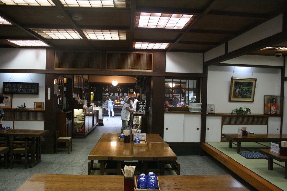 日本をもっと明るくしなくっちゃね    ~お団子食べて~   寅さんの柴又 その3_a0107574_1921415.jpg