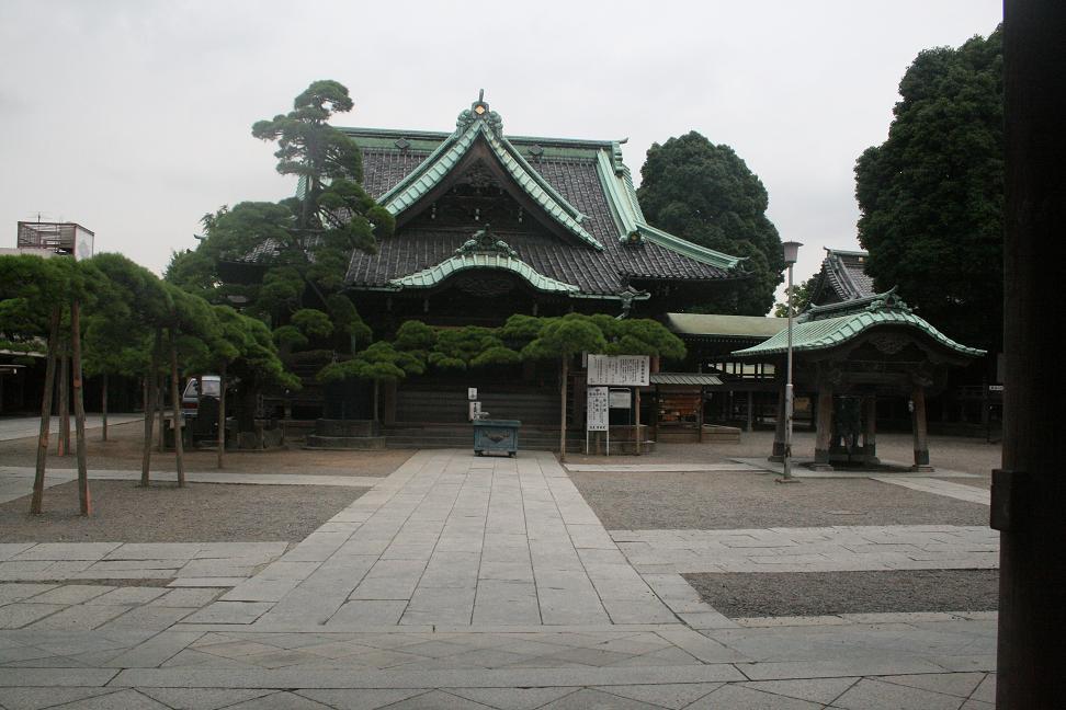 日本をもっと明るくしなくっちゃね    ~お団子食べて~   寅さんの柴又 その3_a0107574_19215258.jpg