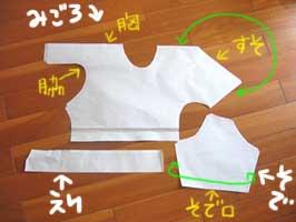 平蔵的パジャマの作り方_b0057675_11474987.jpg