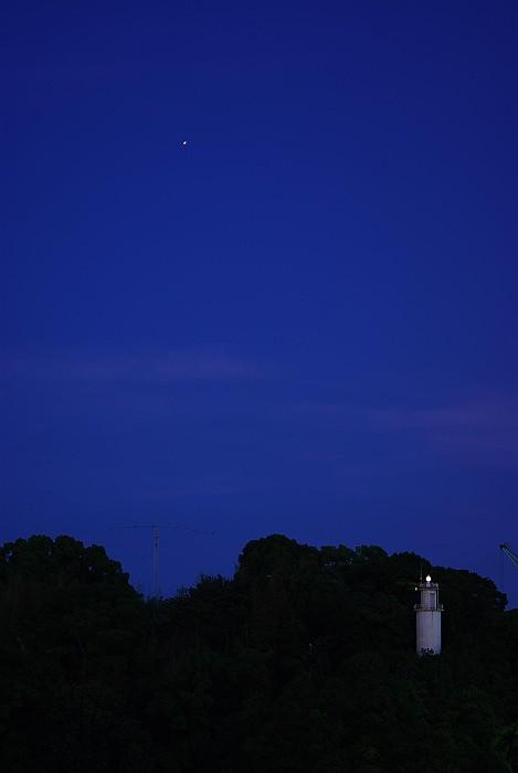 南の空に一番星_c0152379_6273712.jpg