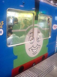 京阪電車の気合い_f0124083_17483734.jpg