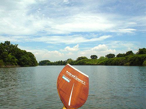 ついに利根川へ! (花見川カヌー探検 その3)_c0137404_9363633.jpg