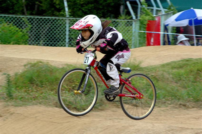 2008レーサーオブレースVOL6 :BMX、MTB、クルーザークラス予選_b0065730_18372424.jpg