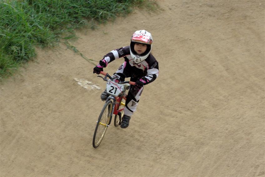2008レーサーオブレースVOL6 :BMX、MTB、クルーザークラス予選_b0065730_18374245.jpg
