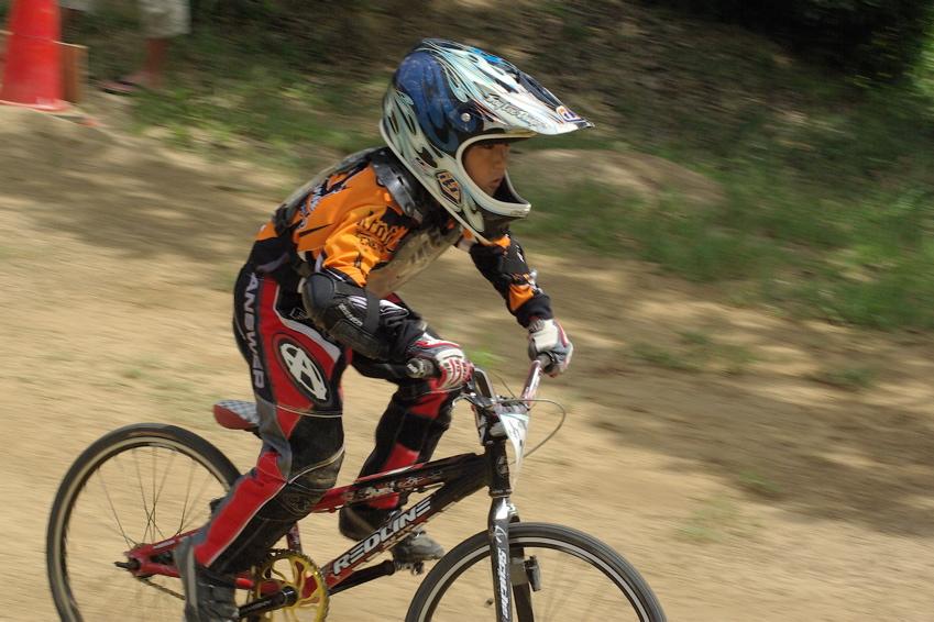 2008レーサーオブレースVOL6 :BMX、MTB、クルーザークラス予選_b0065730_18385472.jpg