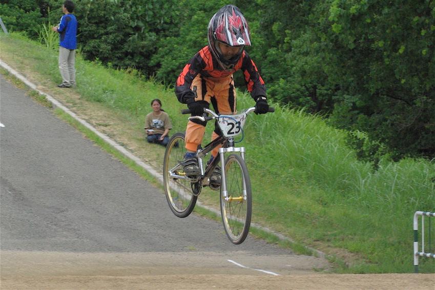 2008レーサーオブレースVOL6 :BMX、MTB、クルーザークラス予選_b0065730_1838816.jpg