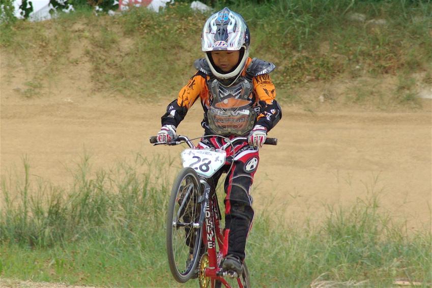 2008レーサーオブレースVOL6 :BMX、MTB、クルーザークラス予選_b0065730_183956.jpg