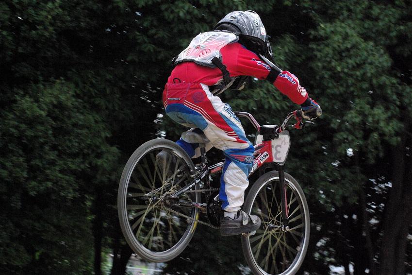 2008レーサーオブレースVOL6 :BMX、MTB、クルーザークラス予選_b0065730_18395793.jpg