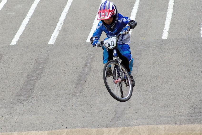 2008レーサーオブレースVOL6 :BMX、MTB、クルーザークラス予選_b0065730_18412179.jpg
