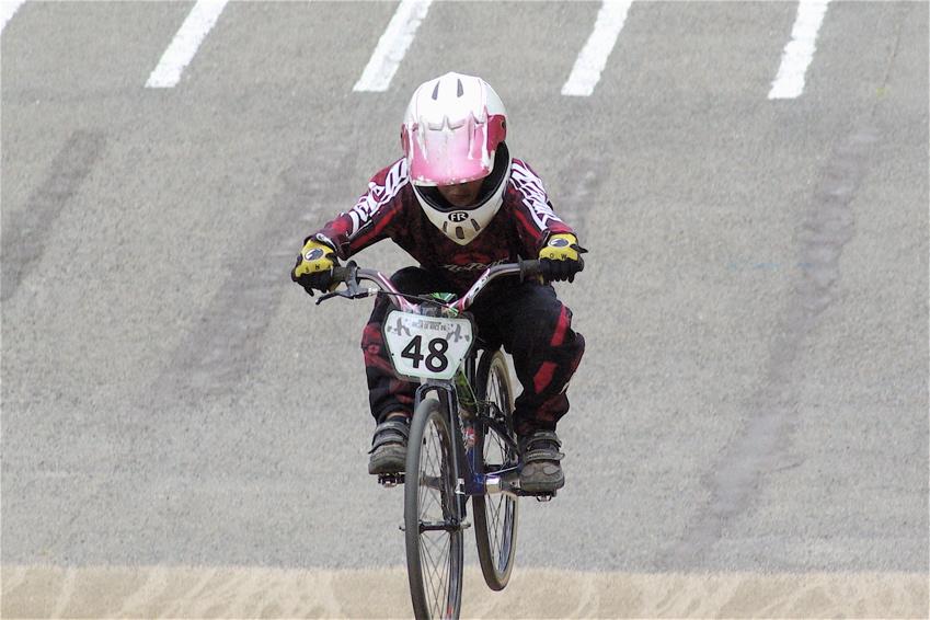 2008レーサーオブレースVOL6 :BMX、MTB、クルーザークラス予選_b0065730_18422100.jpg