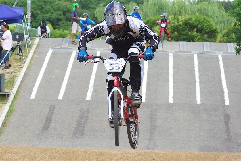 2008レーサーオブレースVOL6 :BMX、MTB、クルーザークラス予選_b0065730_1842411.jpg