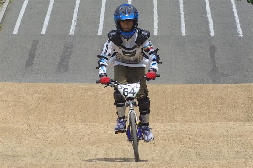 2008レーサーオブレースVOL6 :BMX、MTB、クルーザークラス予選_b0065730_18452026.jpg