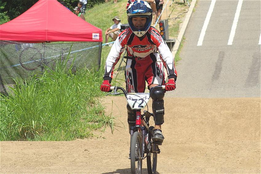 2008レーサーオブレースVOL6 :BMX、MTB、クルーザークラス予選_b0065730_1847577.jpg