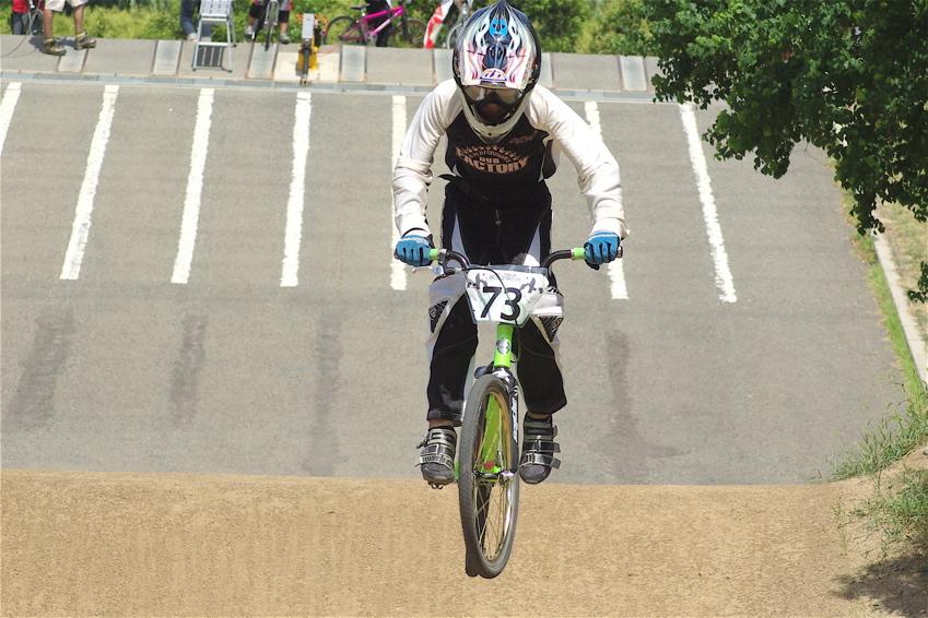 2008レーサーオブレースVOL6 :BMX、MTB、クルーザークラス予選_b0065730_18481626.jpg