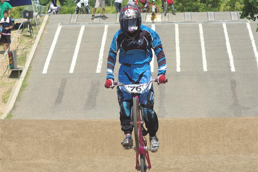 2008レーサーオブレースVOL6 :BMX、MTB、クルーザークラス予選_b0065730_18491224.jpg