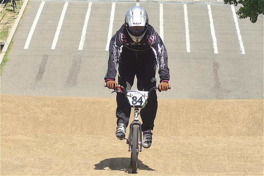 2008レーサーオブレースVOL6 :BMX、MTB、クルーザークラス予選_b0065730_18505481.jpg
