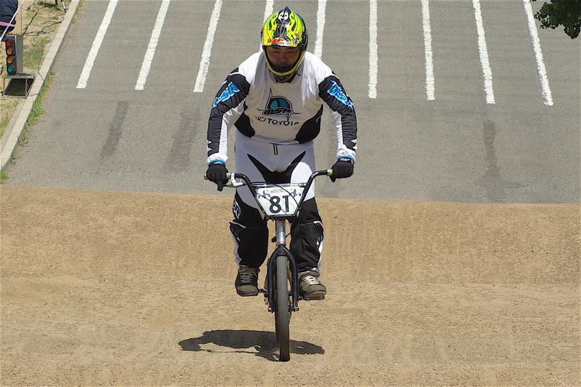 2008レーサーオブレースVOL6 :BMX、MTB、クルーザークラス予選_b0065730_1850797.jpg