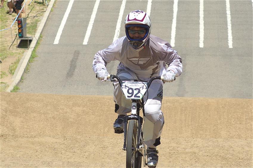 2008レーサーオブレースVOL6 :BMX、MTB、クルーザークラス予選_b0065730_18521930.jpg