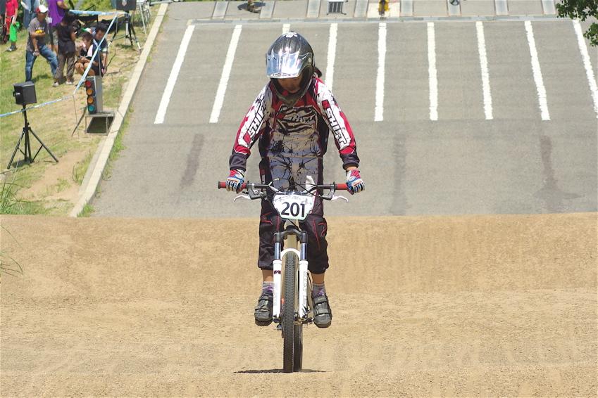 2008レーサーオブレースVOL6 :BMX、MTB、クルーザークラス予選_b0065730_18523282.jpg