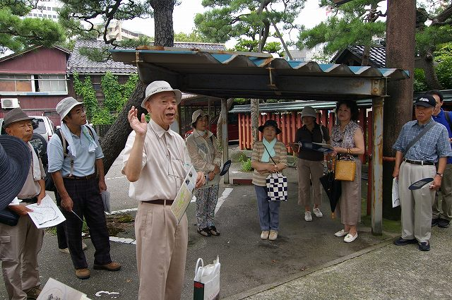 西内惣構堀を巡って~金沢散歩学_d0043136_21441858.jpg