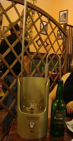 La Flor de la Sierra ~Zaragozaレストラン~_e0120938_163271.jpg