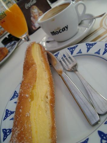 素敵な朝食 San Siro ~Zaragoza~_e0120938_17512121.jpg
