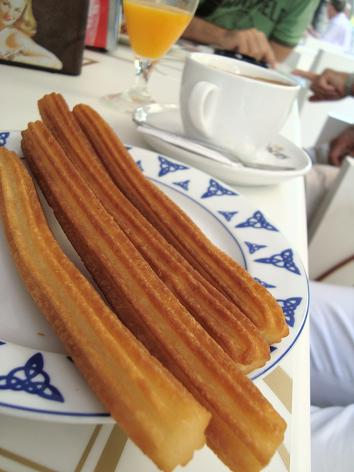 素敵な朝食 San Siro ~Zaragoza~_e0120938_1753121.jpg