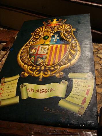 アラゴン料理を満喫! El Fuelle ~Zaragoza~_e0120938_21185049.jpg