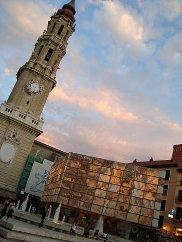 Zaragozaのお菓子屋さん&街並み_e0120938_6284594.jpg