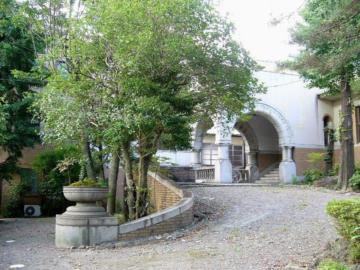 聖ドミニコ会聖トマス学院京都修道院_c0112559_16591420.jpg