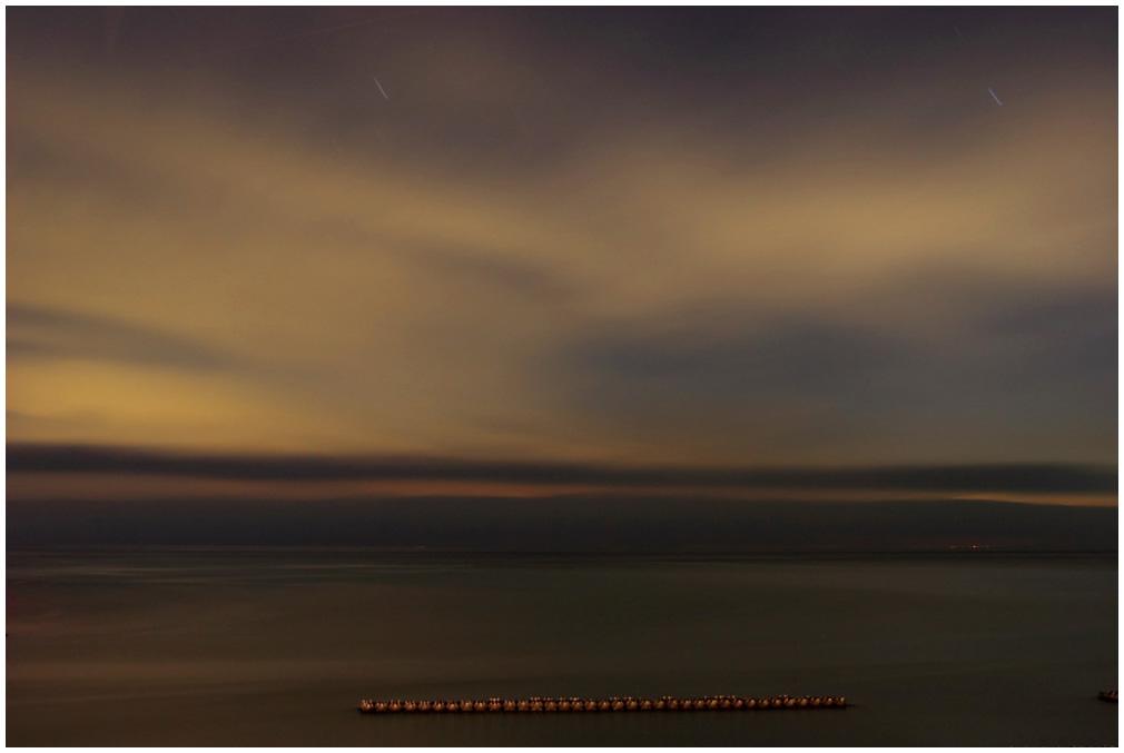 日没後の駿河湾_c0030874_711527.jpg