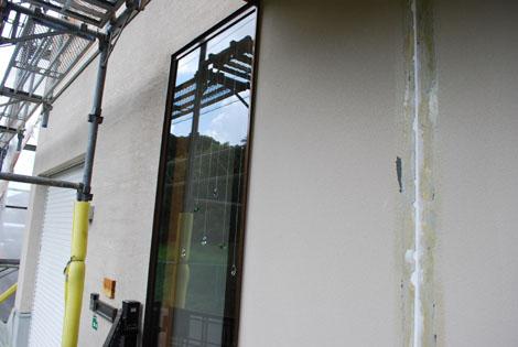 外壁とネイル・・・。_f0163195_0285085.jpg
