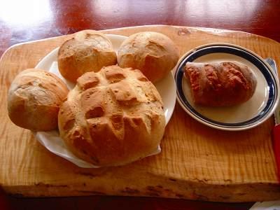 気まぐれパン作り_f0120697_18422894.jpg