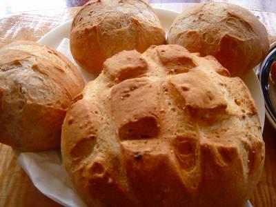 気まぐれパン作り_f0120697_18432778.jpg