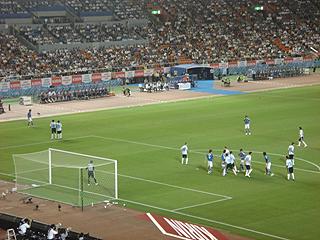 U-23日本×U-23アルゼンチン キリンチャレンジカップ2008_c0025217_1664186.jpg
