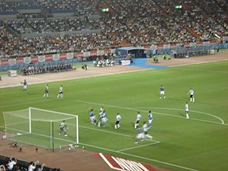 U-23日本×U-23アルゼンチン キリンチャレンジカップ2008_c0025217_1672930.jpg