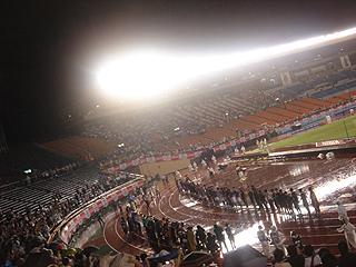 U-23日本×U-23アルゼンチン キリンチャレンジカップ2008_c0025217_1692142.jpg
