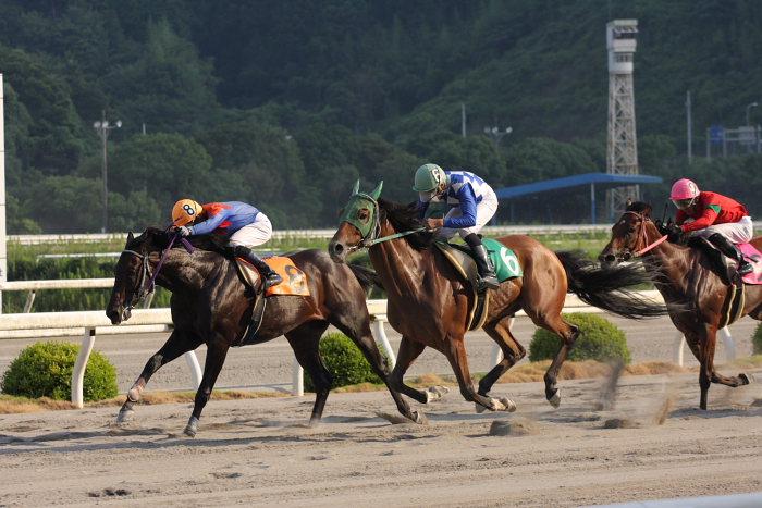 濱田達也騎手、4勝目~_a0077663_2093143.jpg