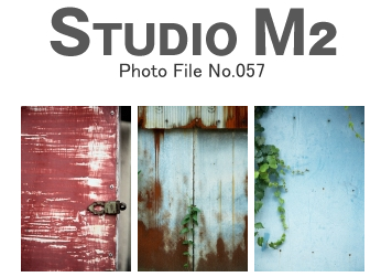 STUDIO M2 Photo File No.057「壁」_a0002672_16555462.jpg